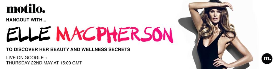 Elle-Macpherson-google+event